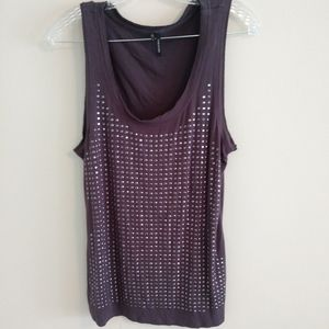 Maurices Studded Tank Top